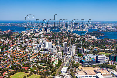 St Leonards to Sydney