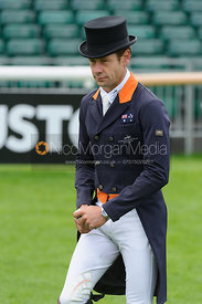 Chris Burton - Burghley 2015