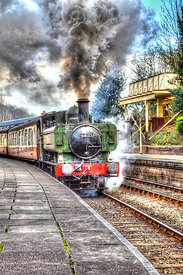 The 3pm, Llangollen Railway