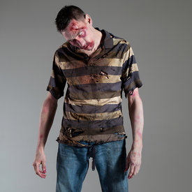 Zombie Characters stock photos