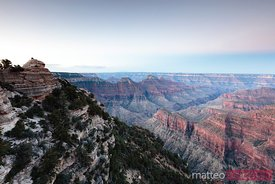 Bright Angel Point, Grand Canyon National Park, USA