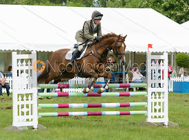 Izzy Taylor - Rockingham Castle International Horse Trials 2016