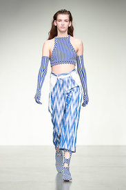 London Fashion Week Spring Summer 2018 - Richard Malone