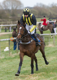 Race 5, The Restricted Race - The Quorn at Garthorpe 21st April 2013.