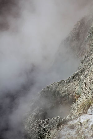 Steaming Cliffs
