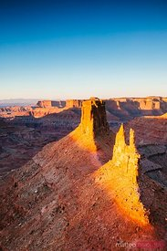 Sunrise over Canyonlands national park, Utah, USA