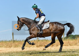 Eliza Stoddart and OAKBANK ULTIMATE ILLUSION - Upton House Horse Trials