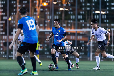 Hong Kong Football 3rd Division League 2017 photos
