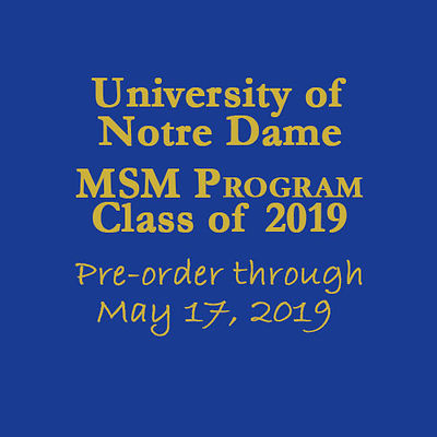 Notre Dame MBA/MSA/MSM 2019 Panoramic Photos
