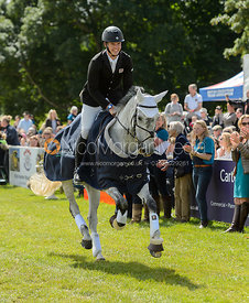 Will Furlong and COLLIEN P 2 - Bramham International Horse Trials, June 2017