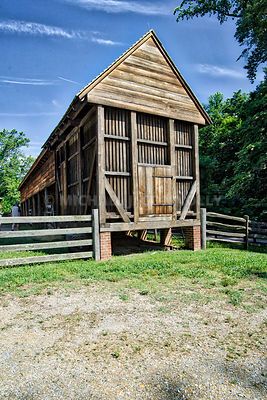 Restored Storage Barn- Mount Vernon, Virginia