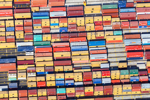 Port Botany Containers