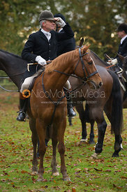 John Knowles - The Cottesmore Hunt meet in Somerby 6/11