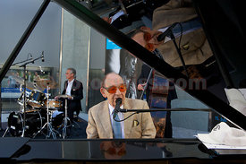Paul Kuhn Trio - The Legend at Festival da Jazz Live at Cafe Hauser St.Moritz