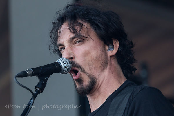 Joe Duplantier, vocals, Gojira