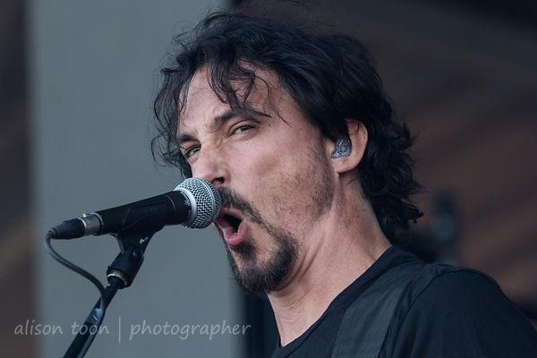 Joe Duplantier, vocals, Gojira