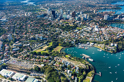 Waverton to North Sydney