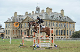Piggy French and WUTELLA - Belton Horse Trials