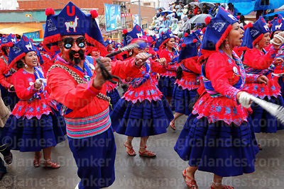 Oruro Carnival photographs