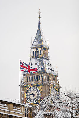 Union Jack - Big Ben II