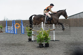 Harriet Wright - Class 5 - CHPC Eventer Trial, April 2015.