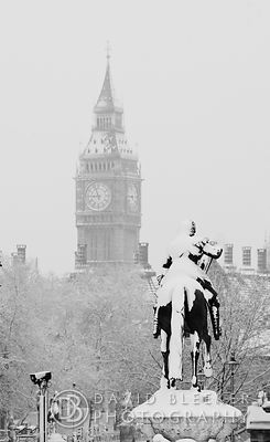 Big Ben - Winter