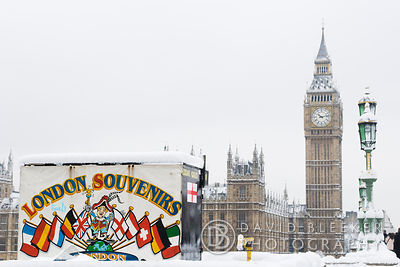 London Winter Souvenirs
