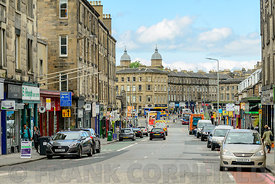 Dalry Road Edinburgh