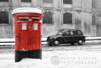 Iconic London Winter II