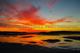 Sunset At Gweedore Bay 11