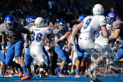 Air Force v Boise State