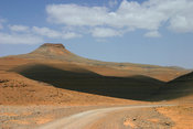 Dirt road in the High Atlas
