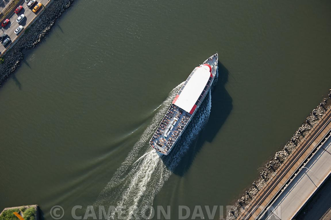 Harlem River Aerial