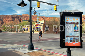 Moab downtown