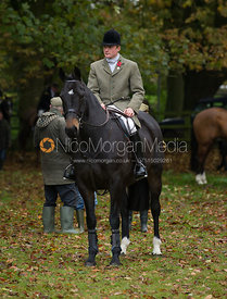 William Grant - The Cottesmore Hunt meet in Somerby 6/11