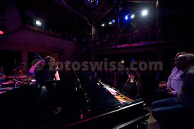 The Trio of OZ at Festival da Jazz Live at Dracula Club St.Moritz