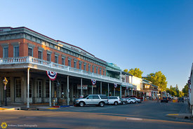 Old Sacramento in Late Afternoon #2