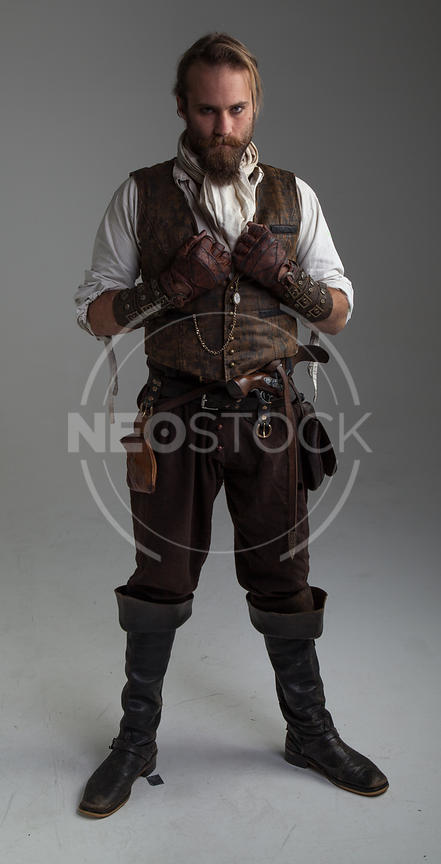 Karlos Steampunk Adventurer