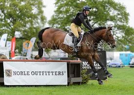 Piggy French and FERNHILL SMART CHOICE - Rockingham International Horse Trials 2017