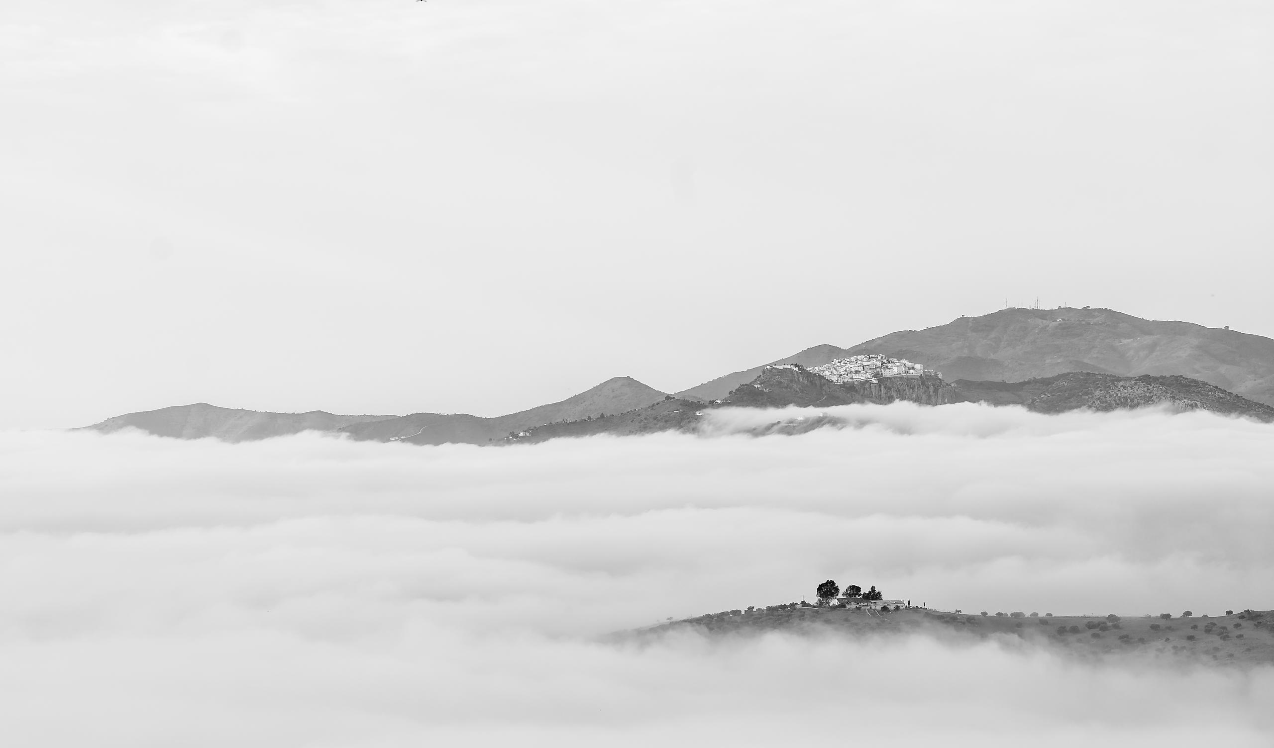 Comares inversion