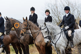Justine Roberts, Lisa Thomas & Marc Gordon - The Belvoir at Burton Pedwardine