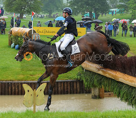 Wills Oakden and ALFI BROWN, Bramham 2014