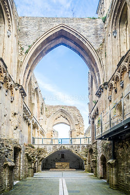 Lady Chapel, Glastonbury Abbey- Glastonbury, England