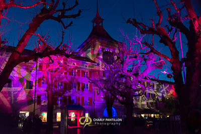 Murten lights festival