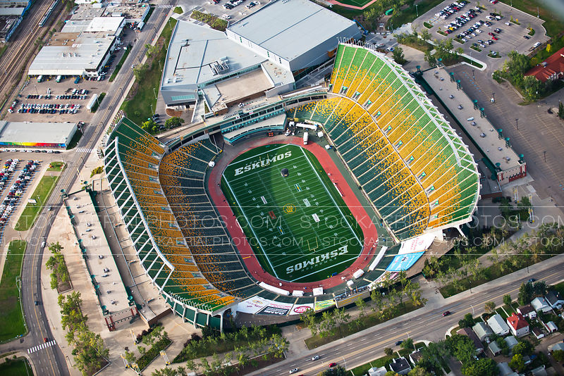 Commonwealth Stadium, Edmonton AB