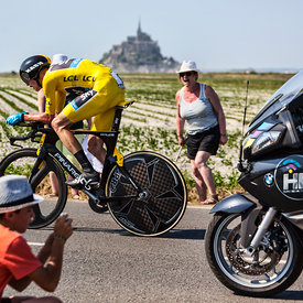 Le Tour de France 2013-Stage 11: Avranches - Mont-Saint-Michel  pictures