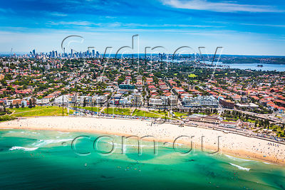 Bondi Beach to Sydney City