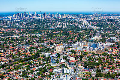 Ashfield and Sydney City