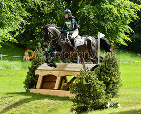 Eliza Stoddart and PRIORSPARK OPPOSITION FREE, Equitrek Bramham Horse Trials 2018