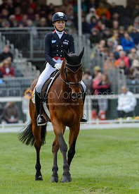 Ingrid Klimke and HORSEWARE HALE BOB - Dressage - Mitsubishi Motors Badminton Horse Trials 2017